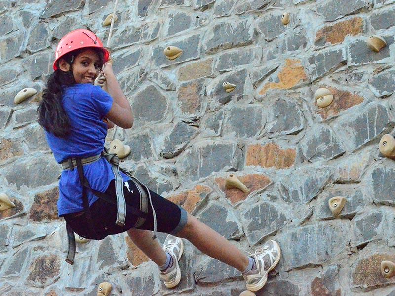 Adventure-sports